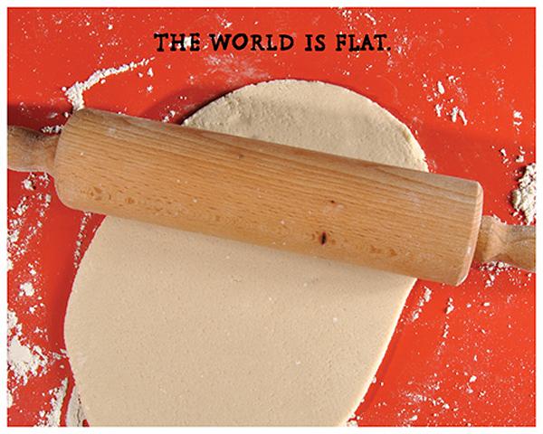 Да будет тесто! История сотворения мира от Кристофа Неманна (Christoph Niemann)