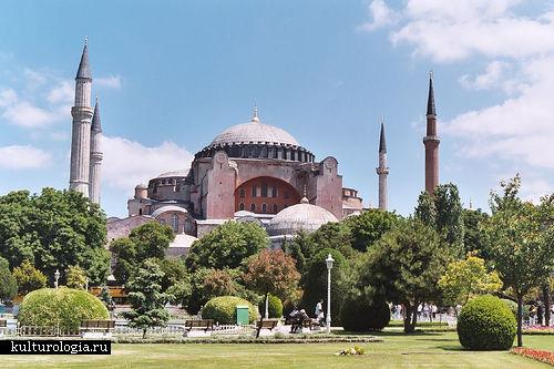Собор Hagia Sophia в Турции