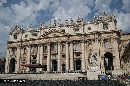 Собор Cвятого Петра в Ватикане