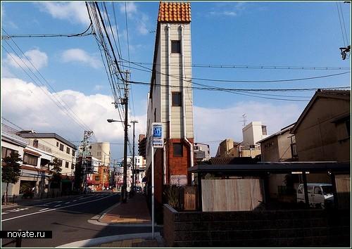 Малогабаритная архитектура из Японии