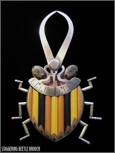 «Art Jewelry»: ювелирные истории Лизы и Скотта Силиндер