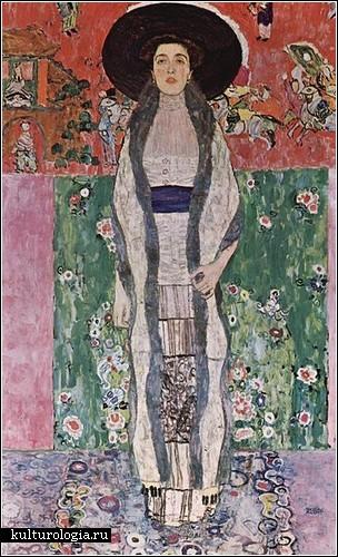 «Портрет Адели Блох-Бауэр II», Густав Климт