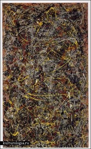«No. 5, 1948», Пол Джексон Поллок