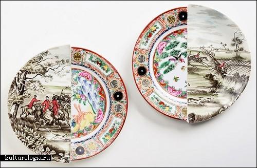 Арт-коллекция CeramiX от студии CTRLZAK