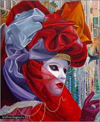 Венеция в живописи Алекса Левина