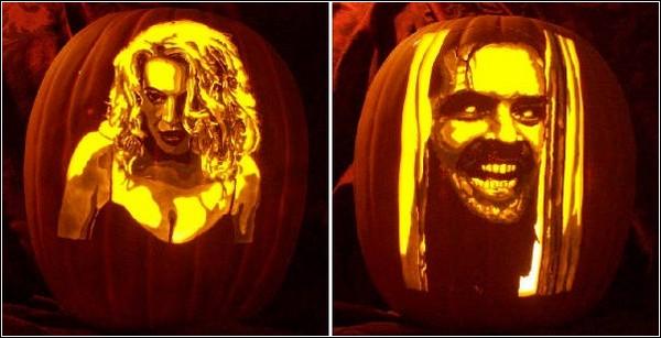 Pumpkin art от Алекса Вера