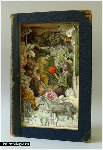 Александер Корцер-Робинсон: взгляд сквозь книги