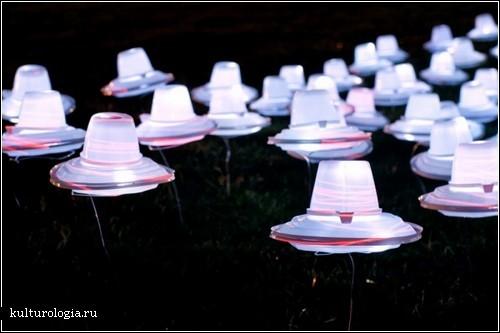 Мадридский пикник для инопланетян