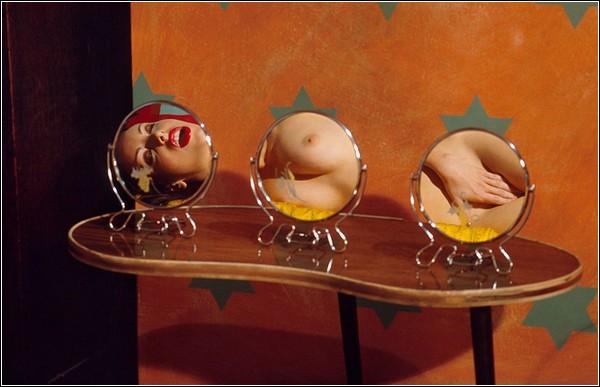 Эротическое фото Альва Бернадина
