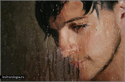 Мокрая реальность в картинах Алиссы Монкс