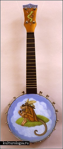 «Гавайское» искусство Эми Крехор