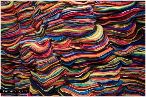 Андреа Майерс: художница, создающая скульптуры и инсталляции