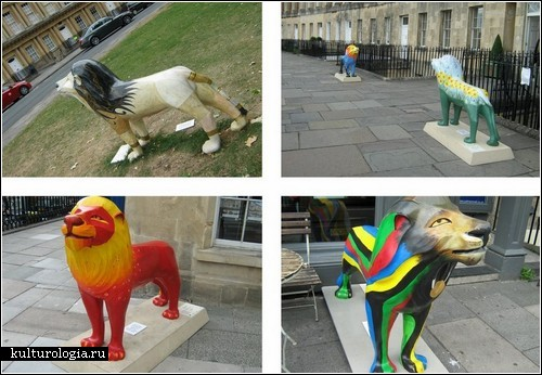 Парады животных в Великобритании
