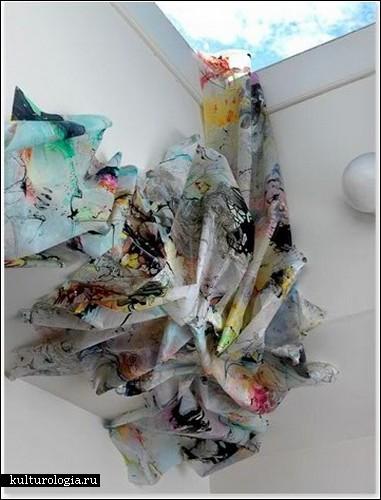 Исследования времени и пространства в инсталляциях Anna Joelsdottir