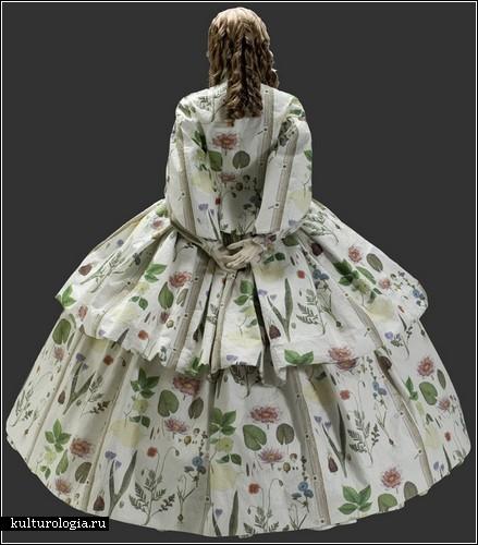 Бумажная мода Аннет Мэйер (1860 год)