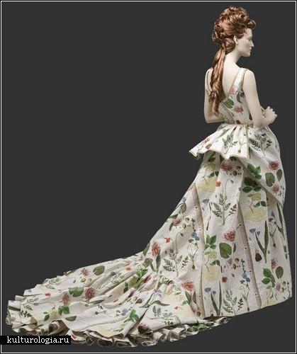 Бумажная мода Аннет Мэйер (1880 год)