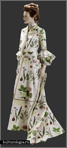 Бумажная мода Аннет Мэйер (1900 год)