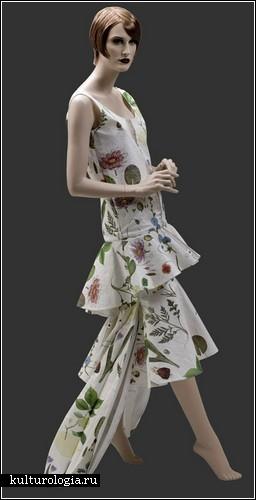 Бумажная мода Аннет Мэйер (1920 год)