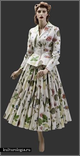 Бумажная мода Аннет Мэйер (1940 год)