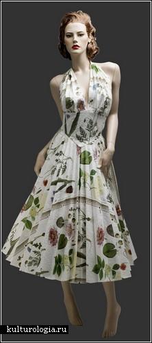 Бумажная мода Аннет Мэйер (1950 год)
