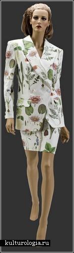 Бумажная мода Аннет Мэйер (1980 год)