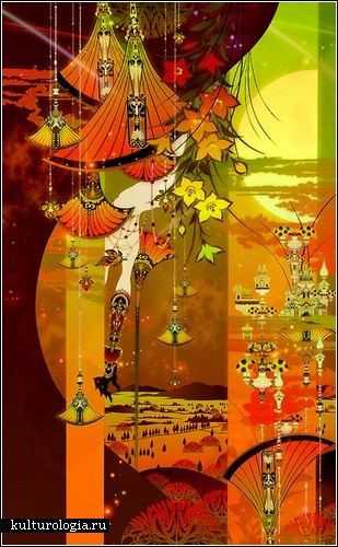 Традиции Японии и европейский модерн в творчестве Айя Като