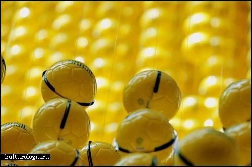 Ballman – яркий футболист от компании Nike