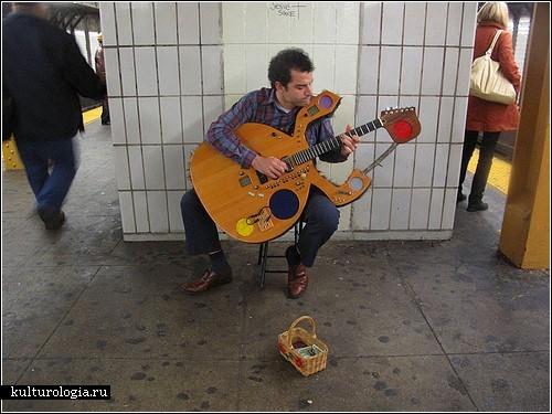 Бен Симон и его crazy-гитары