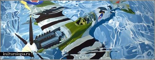 Живопись Бенджамина Андерсона. «Просто добавь воды»
