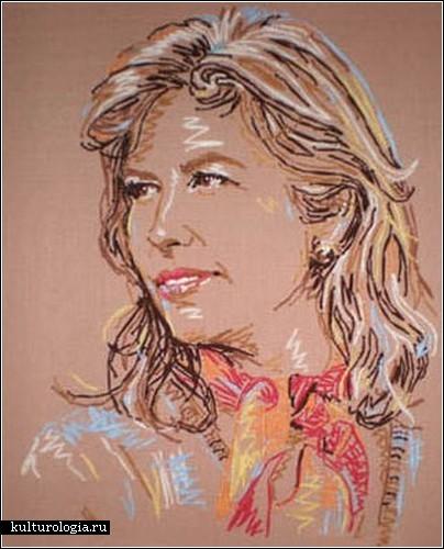Бенджамин Шайн – художник, рисующий тканью