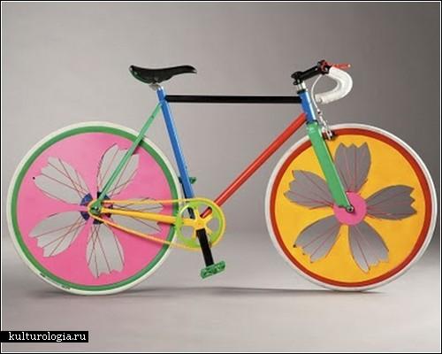 Модные велосипеды от ведущих дизайнеров