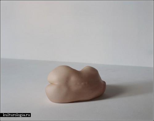 Нестандартный взгляд на формы человеческого тела в фотографиях Билла Дарджина