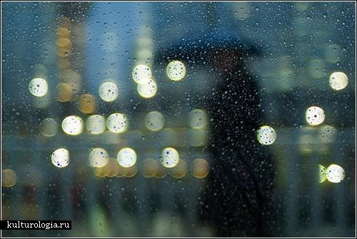 Фотограф, что снимает дождь. «City Rain» Билла Сосина