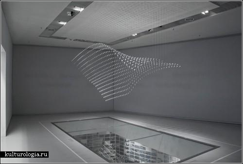 «Кинетическая скульптура» в музее BMW