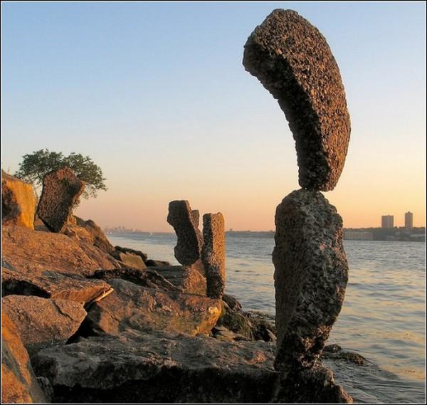 По словам Бриджет, построить такую скульптуру может каждый