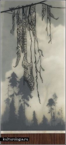 Туманное творчество Брукса Зальцведела