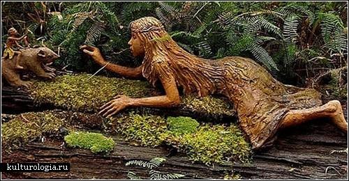 Сад скульптур Бруно Торфса