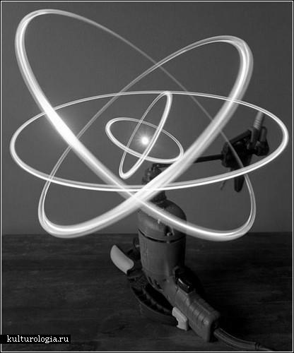Научные эксперименты в фотографиях Калеба Чарленда