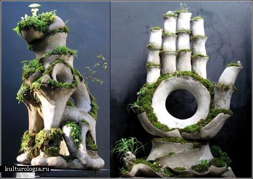«Живые скульптуры» Роберта Кеннона