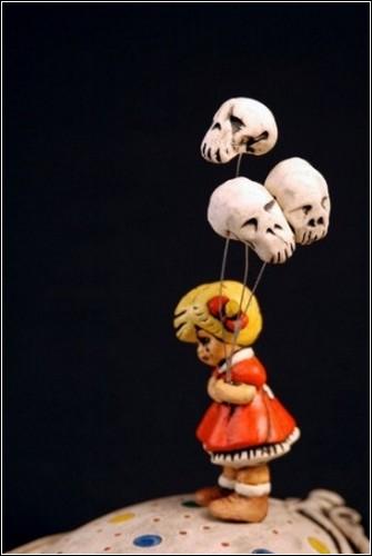 «Коллекция маленьких страданий» от Кароль Эпп