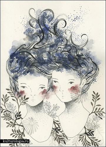 Творчество Кэтрин Кэмпбэлл: еще один взгляд на женщину