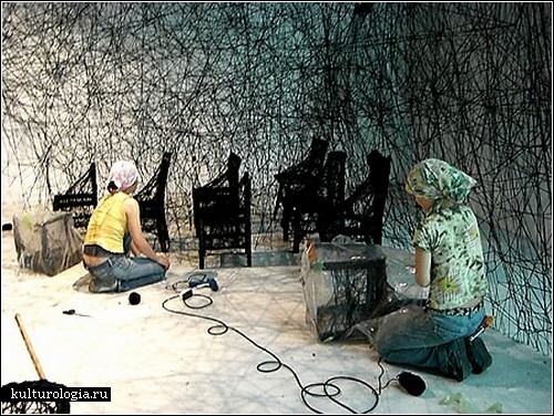 Человек-паук. Творчество Чихару Шиота