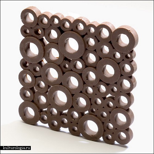 <br>Дизайнерский шоколад от Pasticceria Gertosio и Jjuice