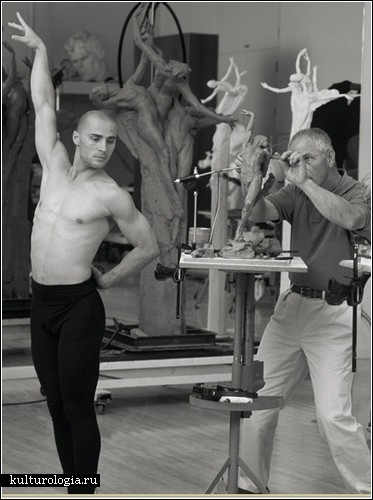 <br>Цирковые атлеты в скульптурах Ричарда МакДональда