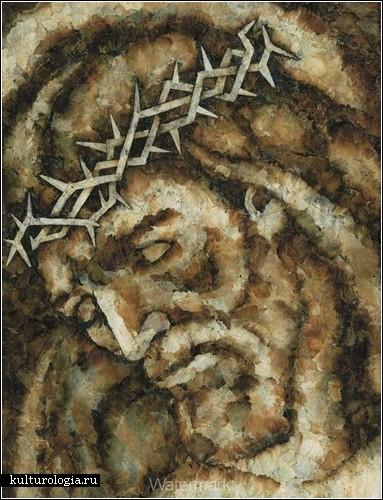Картины из марихуаны от Клиффа Мейнарда