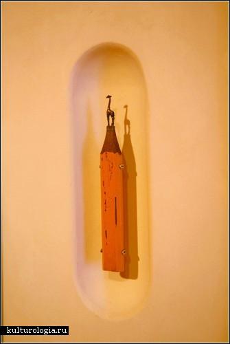 «Карандашный карвинг» Далтона Гетти