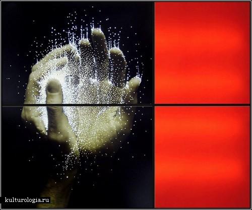 Светящиеся фотографии Даниэля Буэтти