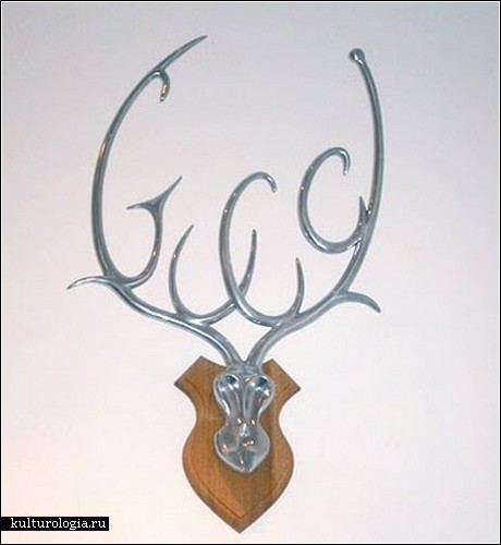 <br>«Shopping Trophies» от Пуччи де Росси. Gucci