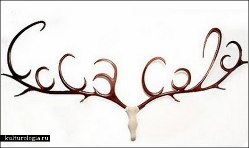 <br>«Shopping Trophies» от Пуччи де Росси. Coca-Cola
