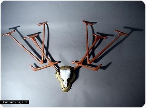 <br>«Shopping Trophies» от Пуччи де Росси. Luis Vuitton